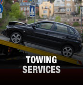 Charlie Bretz Towing and Gary's Auto Care & Tire Pros Towing in Portland